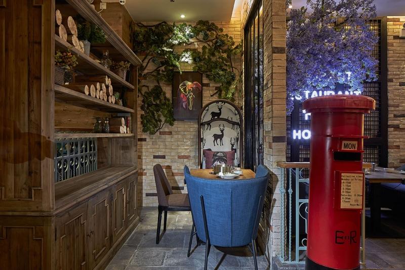 南县餐厅装饰设计公司