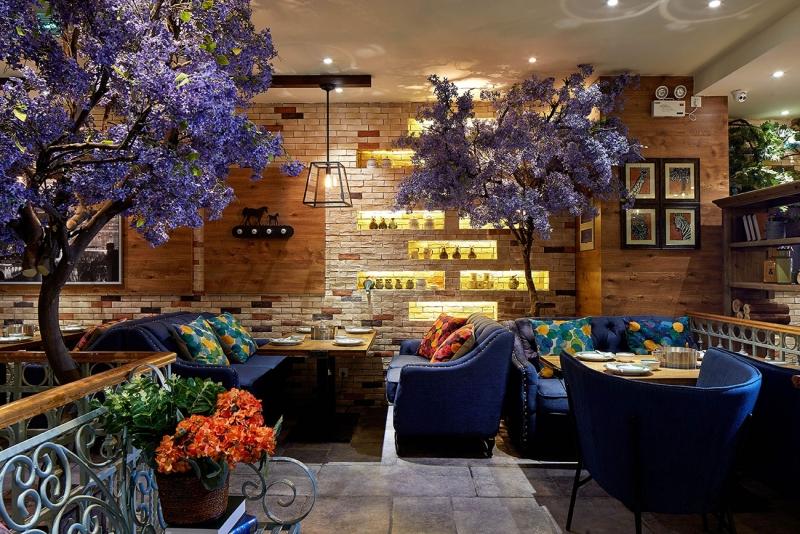 益阳餐厅装饰设计公司