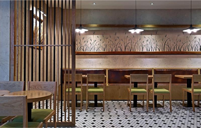 长沙餐厅装饰设计