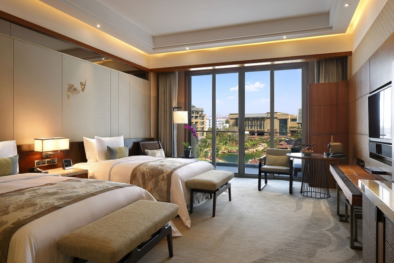南县酒店装修