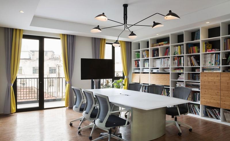 益阳办公室装修设计