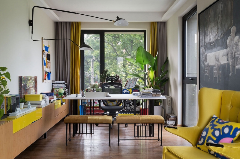 长沙办公室装修设计